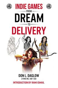 Best Game Design Books Indie Dream