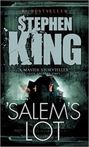 Best Stephen King Books for Beginners 'Salem's Lot