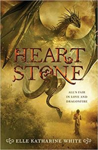 Heartstone Book Series About Dragons