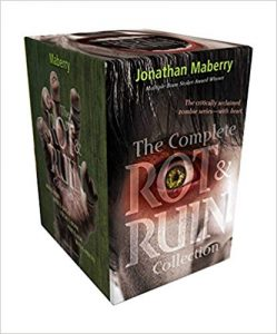 zombie apocalypse books Rot & Ruin