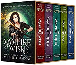 Best Paranormal Romance Books The Vampire Wish 1