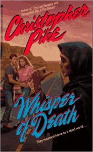Christopher Pike Books Whisper of Death