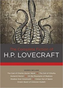 Complete H.P. Lovecraft works