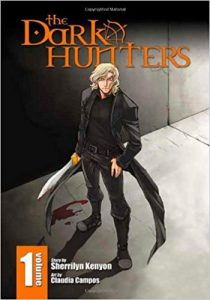 Dark-Hunter Manga