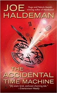 The Accidental Time Machine Best Time Travel Books