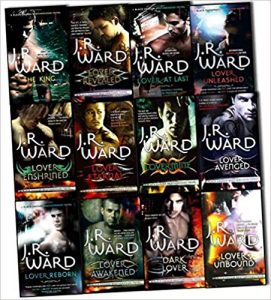 The Black Dagger Brotherhood series