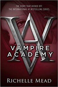 Vampire Academy Series Best Vampire Romance Books 2