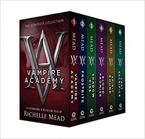 Vampire Academy Series Best Paranormal Romance Books