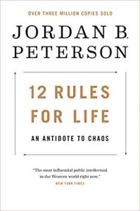 12 rules for life nonfiction