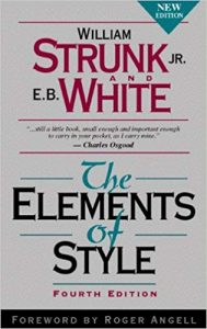 Best Nonfiction Books of All Time The Elements of Style