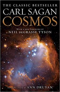 Carl Sagan Cosmos nonfiction classic