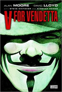 V For Vendetta Best Dystopian Novels