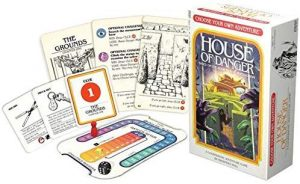 Best Choose Your Own Adventure Books House of Danger