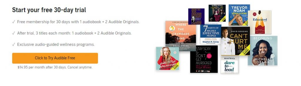 Audible Review Is Audible Worth It | Suggested Reads 1