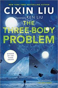 Best Books About Aliens Alien Invasion Books Three Body Problem