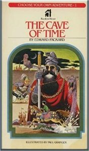 Best Choose Your Own Adventure Books Cave of Time