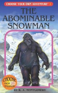 The Abominable Snowman R. A. Montgomery