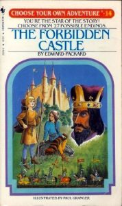 Best Choose Your Own Adventure Books The Forbidden Castle 2