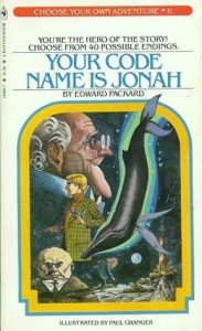 Your Code Name is Jonah Edward Packard