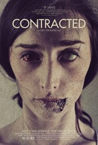 Contracted Horror Movie