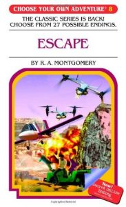 Escape R.A. Montgomery