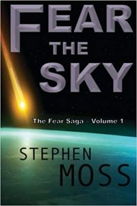 Best books about aliens The Fear Saga