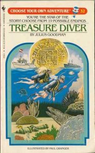 Treasure Diver Julius Goodman