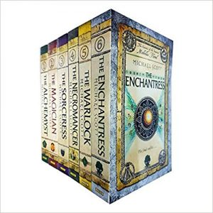 Best Books Like Harry Potter The Secrets of the Immortal Nicholas Flamel Series