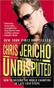 Best Wrestling Books Autobiographies Chris Jericho