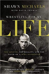 Best Wrestling Books Autobiographies Shawn Michaels
