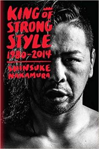 Best Wrestling Books Autobiographies Shinsuke