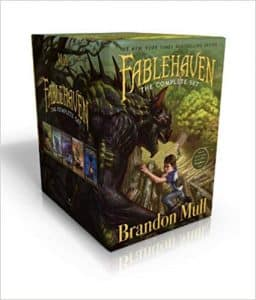 The Fablehaven series