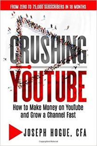 Best Books About YouTube Crushing YouTube