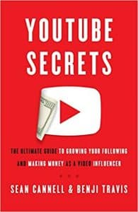 Best Books About YouTube Sean Cannell Benji Travis