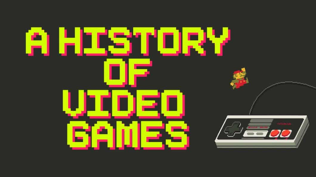 Best Books About Video Games History Thumbnail