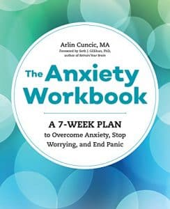 Best Books On Anxiety Workbook