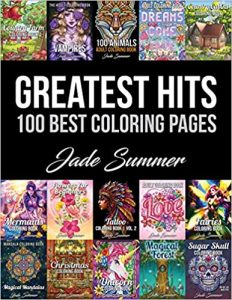 Best Adult Coloring Books for Adults 10