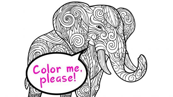 Best Coloring Books for Adults Thumbnail