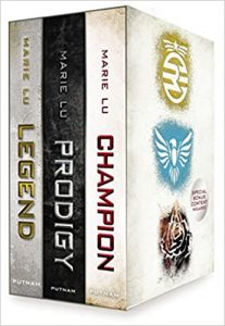 Books like The Hunger Games and Divergent 3