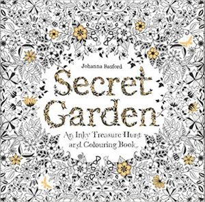 Secret Garden Inky Treasure