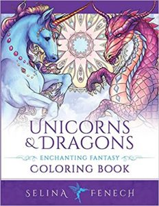 Unicorns and Dragons Enchanting Fantasy