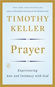 Timothy Keller Prayer