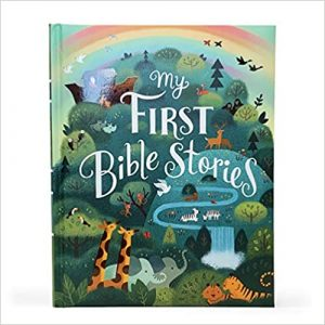 My First Bible Stories Padded Treasury Book